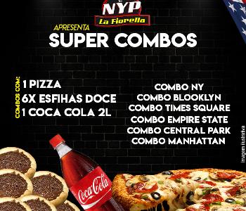 Super Combo Times Square